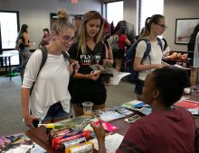 Students Get Taste of CofC Exchange Programs