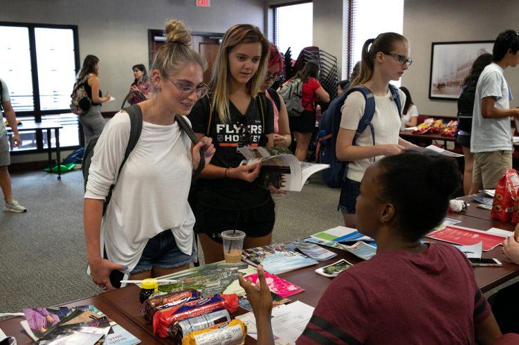 Students Get Taste of CofC Exchange Programs