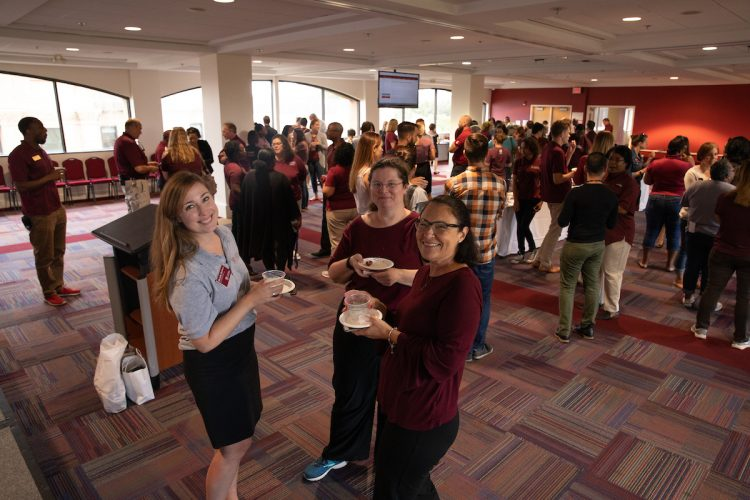 Spring Staff Drop-In Set for Friday, April 5