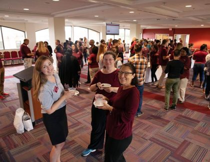 Staff Advisory Committee Hosts Drop-in
