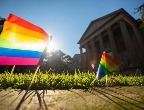 From President Hsu: Celebrating Our LGBTQ+ Community