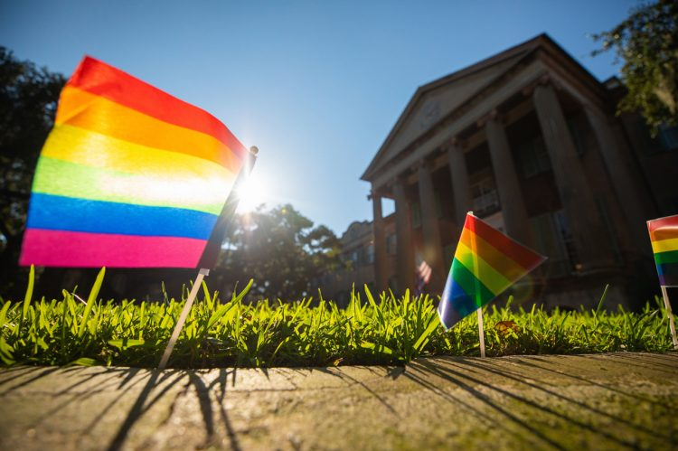 Campus Event Aims to Welcome LGBTQ Students