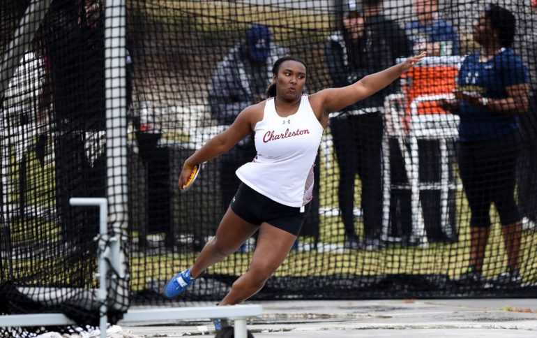 Track and Field Star Awarded Alumni Scholarship in Athletics
