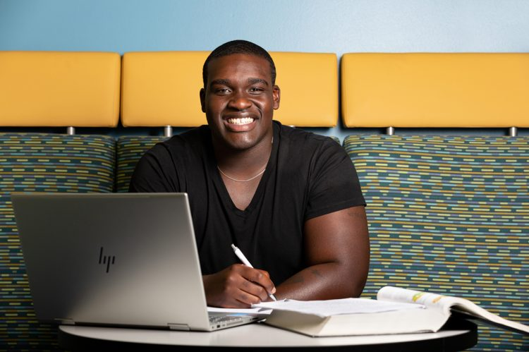 CofC Senior Finds a Formula for Maximizing Opportunity
