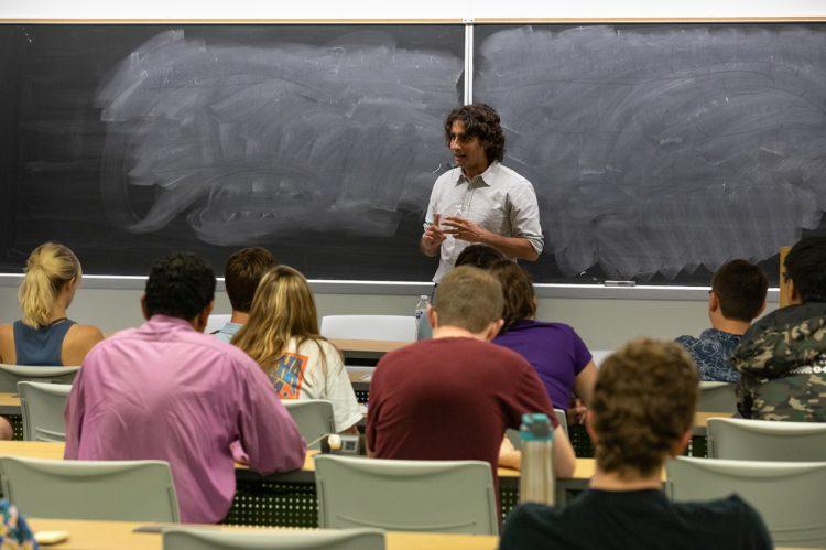 Career Center Series Advises Students on Professional Success
