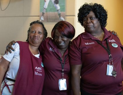 College Celebrates National Custodian Appreciation Day