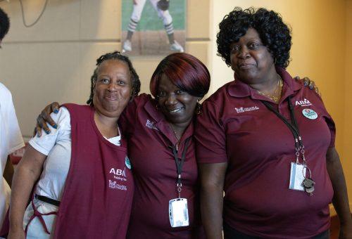 College Celebrates National Custodian Appreciation Day