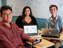 Students' App Gives Communities a 'Pollpit'