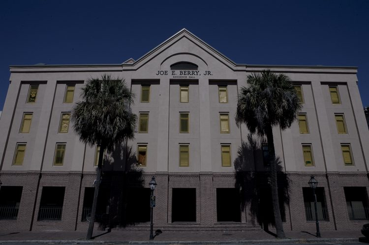 Find Out Why CofC's Berry Hall is Very Scary