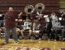 CofC Pep Band Reborn as Chucktown Sound
