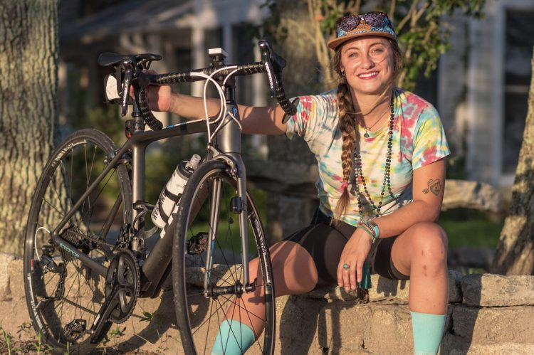 Oratorical Winner Promotes Cycling as Key to Diversity
