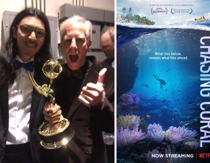 CofC Biology Professor Wins Emmy Award
