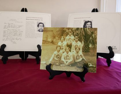 CofC Exhibit Explores 100 Years of Women