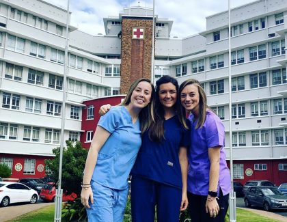 Child Life Student Takes an International View on Care