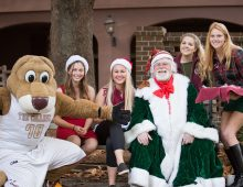 CofC Employees Invited to Holiday Celebrations