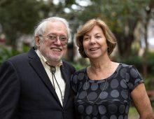 Professor Emeritus Endows Scholarship for Physics, Astronomy Students