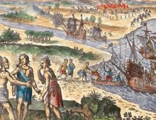 Professor's New Book Says Jamestown was Central to Shaping American Values