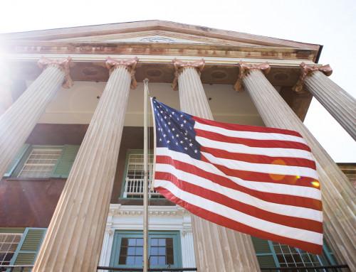CofC President Remembers 9/11