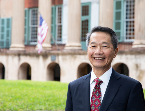 From President Hsu: Love in a Time of COVID