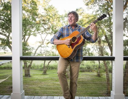 Arts Management Program Honors Hootie & the Blowfish's Mark Bryan