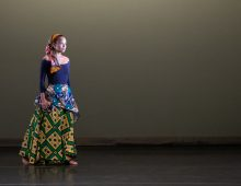 Dance Performance Addresses Social Justice