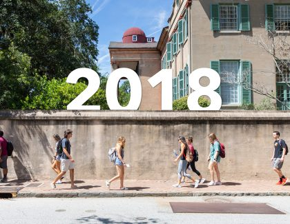 CofC Looks Back on 2018