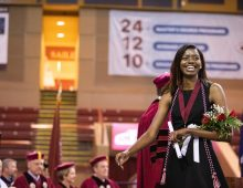 Highlights from CofC's 2018 Winter Commencement