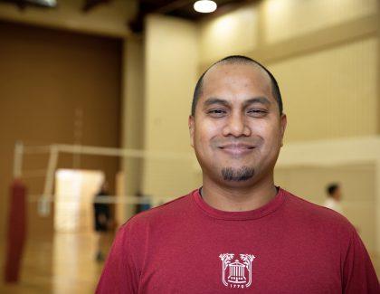 CofC Faces to Know: Freddie Lipata