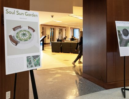 Student Exhibit Explores Proposed Memorials to Honor Remains