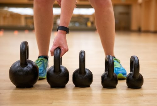 Campus Rec Fitness Classes Free for Faculty, Staff