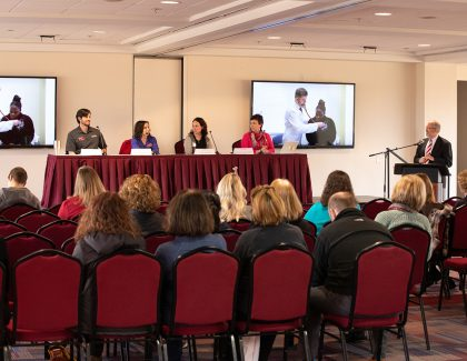 CofC Staff Panel Talks Health, Wellness and Self-Care