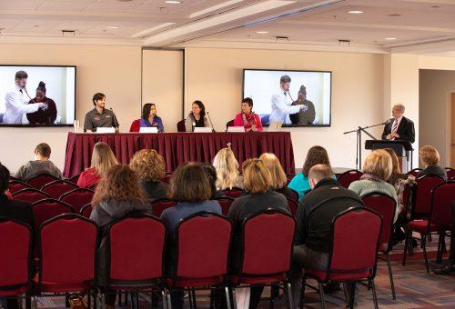 CofC Staff Panel Talks Health, Wellness and Self-Care