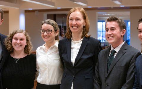 German Ambassador Visits College of Charleston