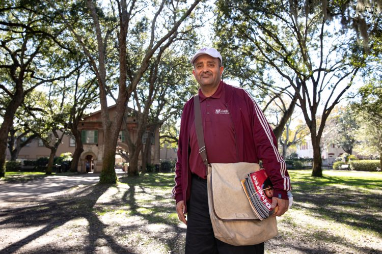 CofC Faces to Know: Judd Smalls