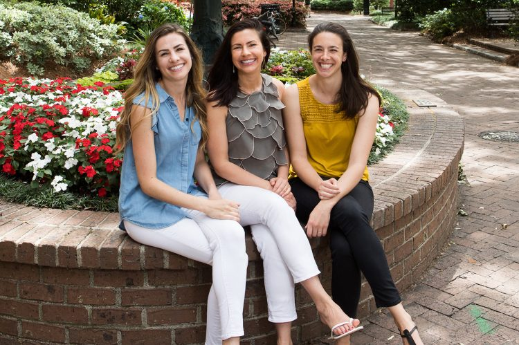 Sibling Trio Make It a Sister Act at CofC
