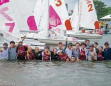 Sailing Team is a Force of Nature