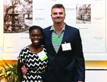 Scholarship Paves Student's Way to Medicine