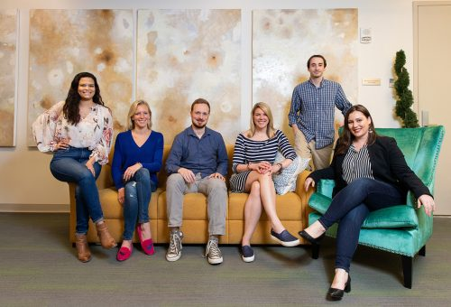 Alums Feel Right at Home at Wayfair