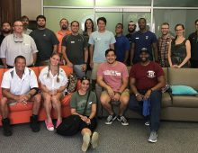 Green Zone Training Supports CofC's Student Veterans