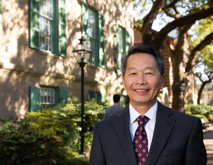 Meet President-elect Andrew T. Hsu