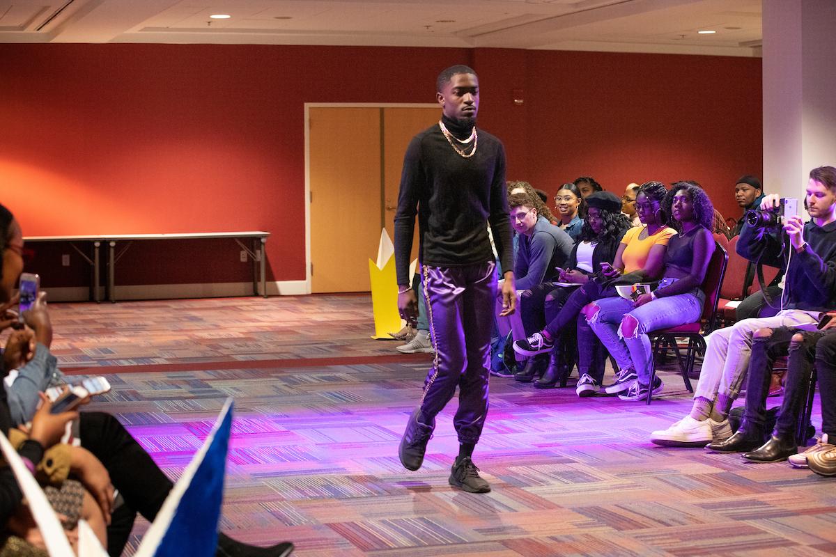 BLVCK Prism Fashion Show