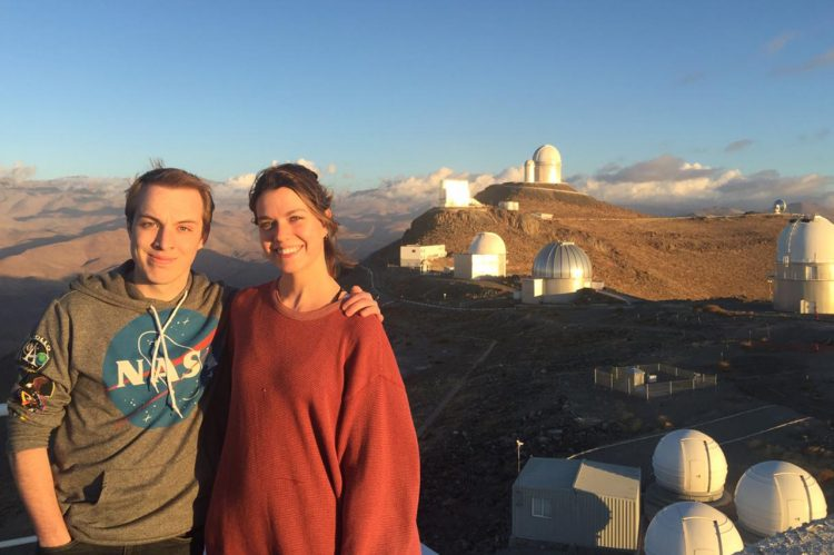 Astrophysics Majors Help Answer Timeless Question