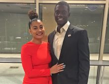 CofC Student's Wedding Airs Live on National Television