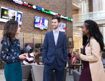 School of Business Receives National Rankings