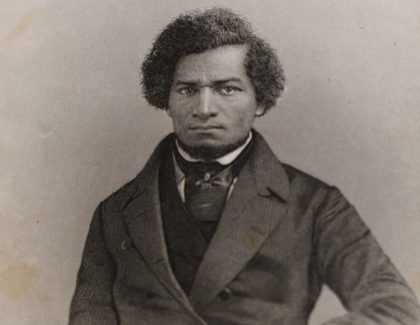 CofC Foundation Receives First Edition Frederick Douglass Autobiography