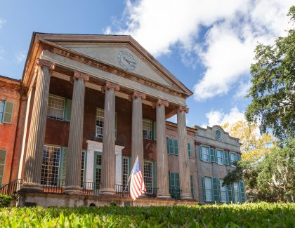 CofC Named Top School By The Princeton Review