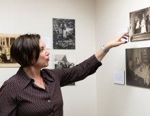 Students Explore Jewish History Through Family Photographs