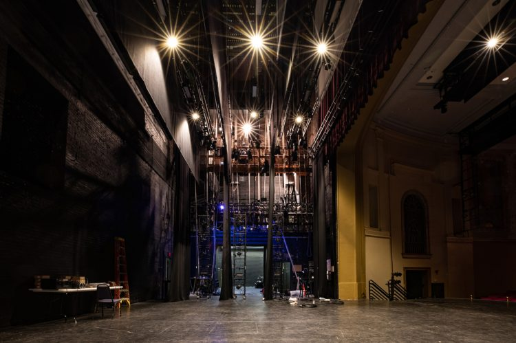 College of Charleston's Sottile Theatre Closed for Stage