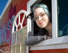 Double Major Serves Up Life Lessons With Food Truck