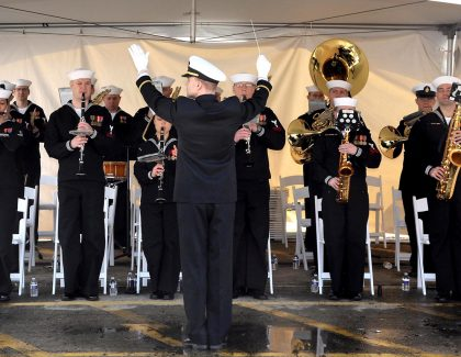 CofC to Host Charleston Navy Week Events